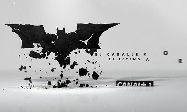bumper: El Caballero Oscuro/ The Dark Knight Rises by holke 79, via Behance