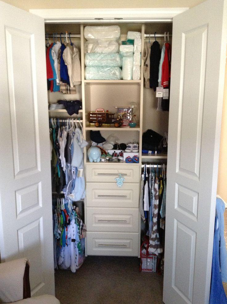 14 Best Closets Images On Pinterest Closet Organization Closet Storage And Bedroom Closets