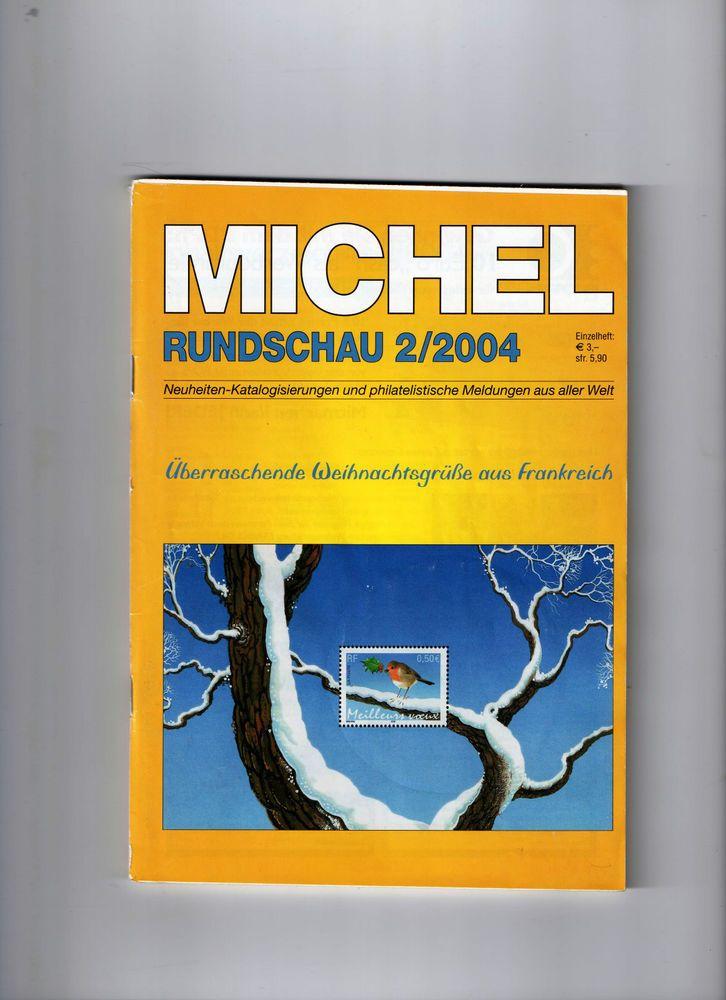 Michel Rundschau Sammelordner 2003 bis 2010