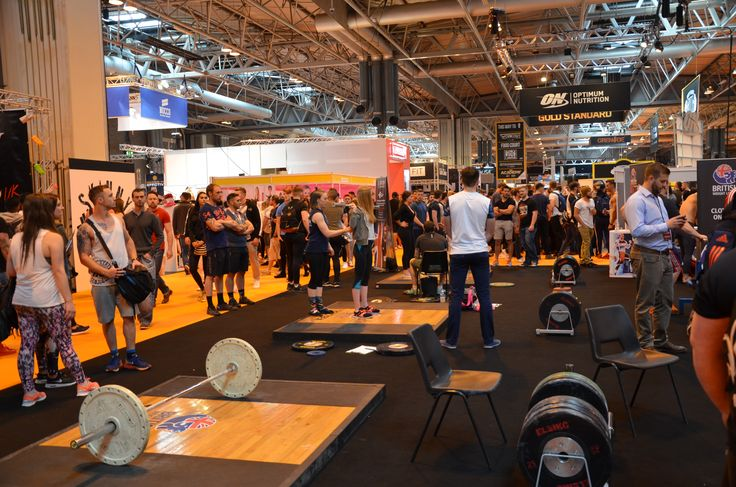 Great British Weightlifting Try and Buy The show provides three relentless days of fitness, covering the full spectrum of sports, products, services and athletes.