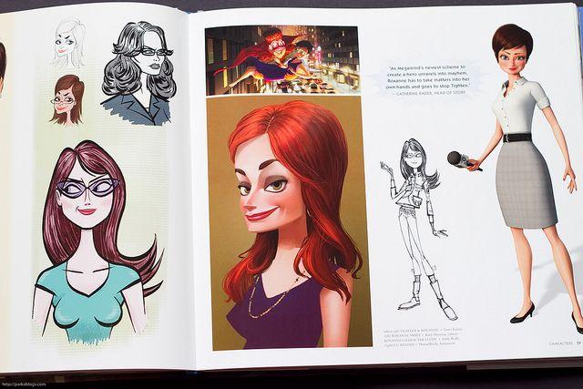 Boek: The Art of Megamind