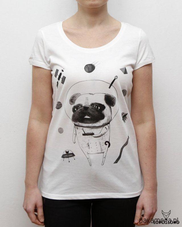 t shirt damski adidas biały   koszulki damskie z nadrukiem