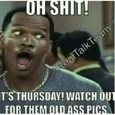throwback thursday morning meme | THROWBACK THURSDAY on Pinterest | Throwback Thursday, Technology and ...