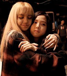 Lisa&jisoo #blackpink