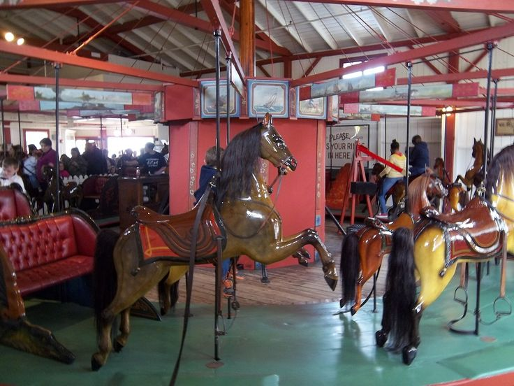 Flying Horses Carousel Oak Bluffs Martha's Vineyard ...