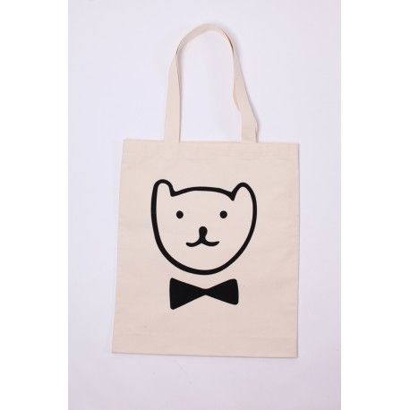 Hugova plátěná taška