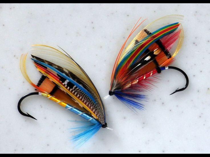 1229 best Atlantic Salmon Flies images on Pinterest ... Atlantic Salmon Flies Patterns