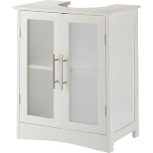 Buy Hygena Frosted Insert Under Sink Storage Unit at Argos.co.uk - Your Online Shop for Bathroom shelves and units.