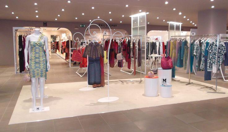 #MMissoni Corner at La Rinascente | #Milan | Summer 2013 Collection