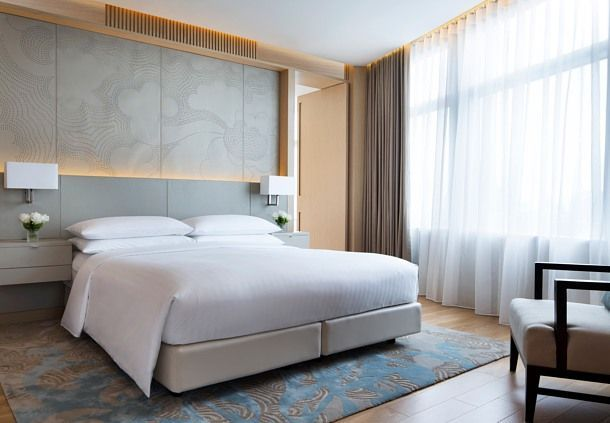 Bangkok Marriott Hotel Sukhumvit #Travel #Thailand