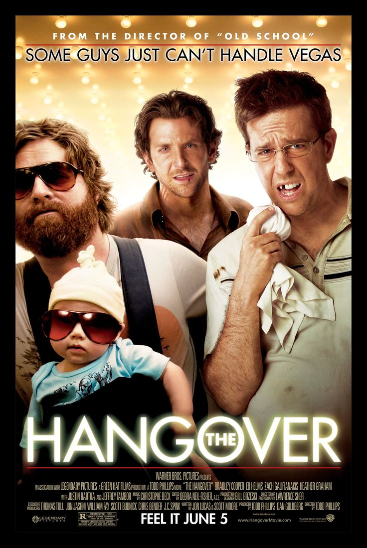 Nr. 15: The Hangover