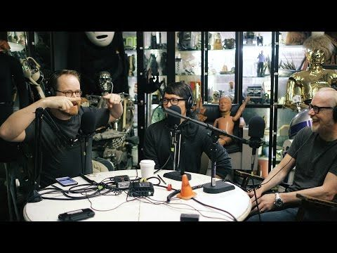 Norm of the North - Still Untitled: The Adam Savage Project - 9/20/16 - http://eleccafe.com/2016/09/20/norm-of-the-north-still-untitled-the-adam-savage-project-92016/