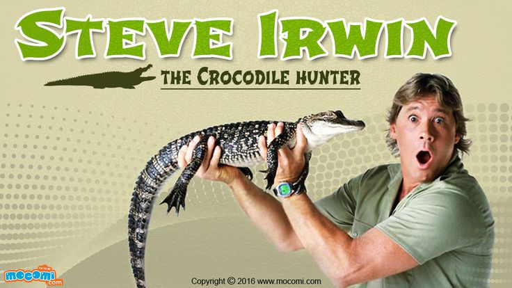 Steve Irwin - Death, Wife & Family - Biography