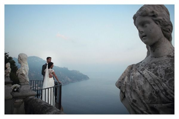 Matrimonio a Villa Cimbrone...Francese Photography
