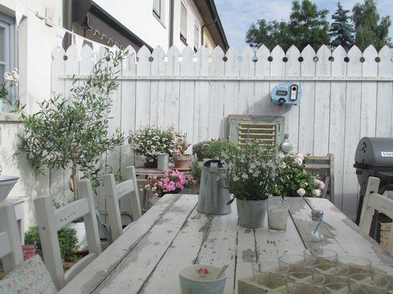 49 besten ideen für den kräutergarten bilder auf pinterest ... - Umgestaltung Krautergarten Dachterrasse
