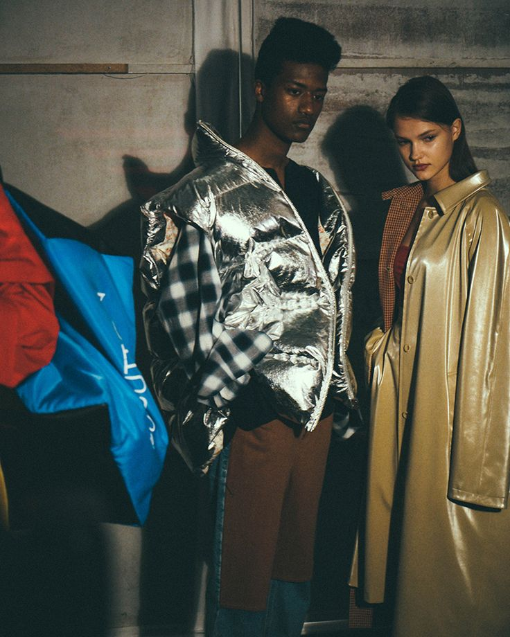 pushBUTTON FW17 Backstage! - Fucking Young!
