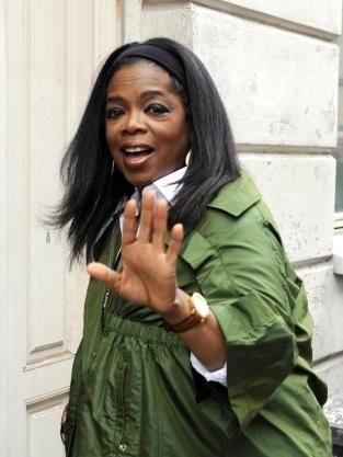 Report: Oprah Winfrey to Dump Stedman Graham - The Hollywood Gossip