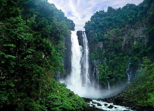 Maria Cristina Falls Island Of Mindanao Philippines Beautiful Philippines Pinterest Fall