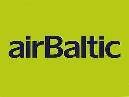 Air Baltic Logo. (LATVIAN).