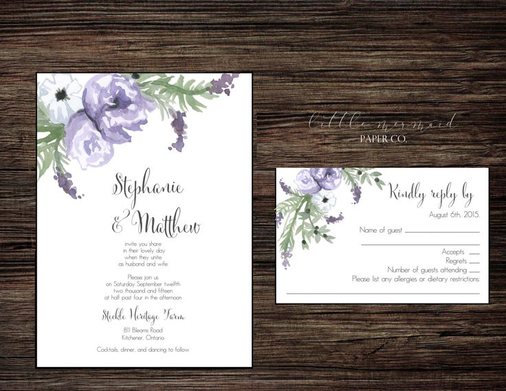 A personal favorite from my Etsy shop https://www.etsy.com/ca/listing/475177720/printable-modernrustic-purple
