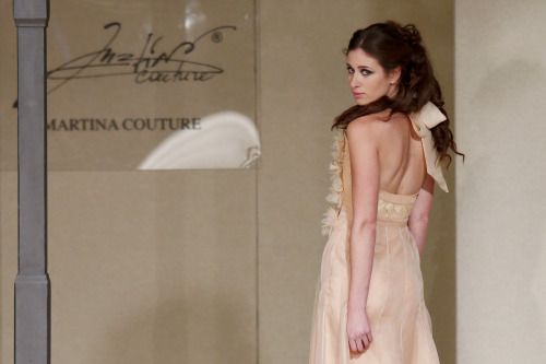 #MartinaCouture #Evening #Gowns #Fashio #Show SS 2016 #ImagoVeli Collection