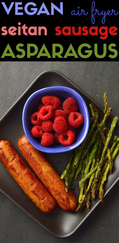 4 Vegan One Pot Air Fryer Meals 30 Minute Meals Easy