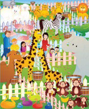 Jeux sur le th me du zoo zoos - Jeux d hotel pour animaux ...