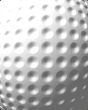 golf ball dimpling dimpless