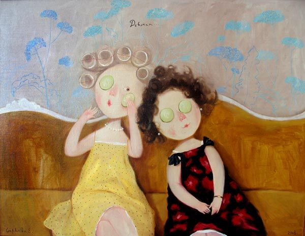 Girls, Eugenia Gapchinska