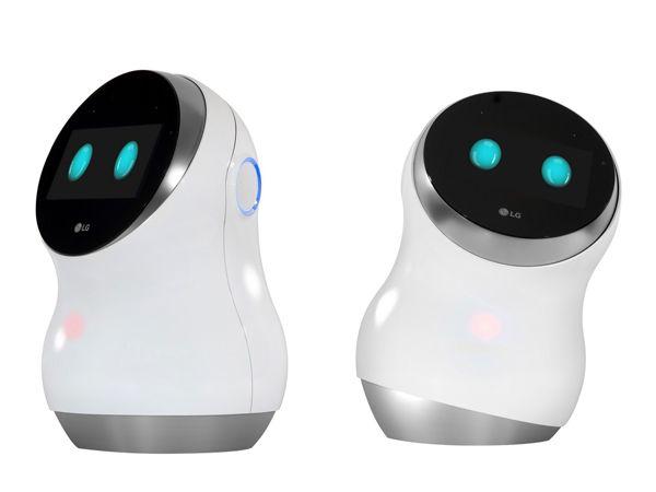 """El concepto de """"casa inteligente conectada"""" ya es una realidad. Ha llegado Hub Robot para controlar televisores, aires acondicionados, lavadoras, neveras, reproductores de música… todos interconectados y a disposición directa del usuario. Ahora, desde LG, dan un paso más y presentan este Hub Robot como elemento clave e innovador que pretende ser el núcleo central de todos los demás elementos de los que los usuarios puedan disponer en su hogar."""