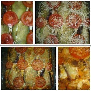 Moussaka vegetariana, Receita Petitchef