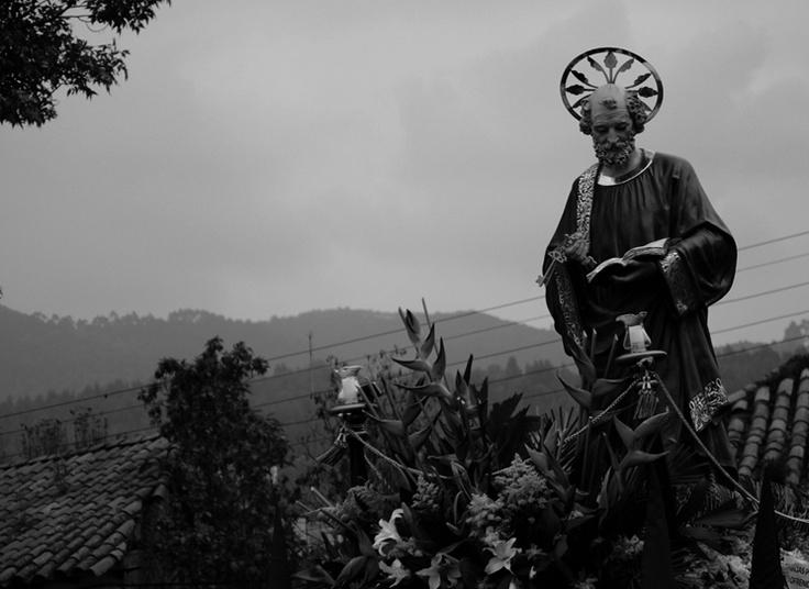 Vía Crucis en Zipaquirá Colombia 29 Marzo del 2013 Foto Angelito Baldrich