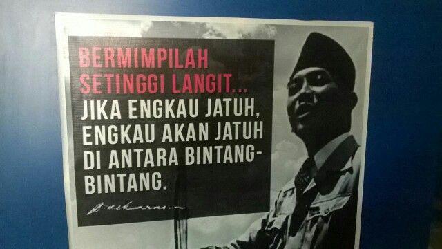 Motto Bung Karno