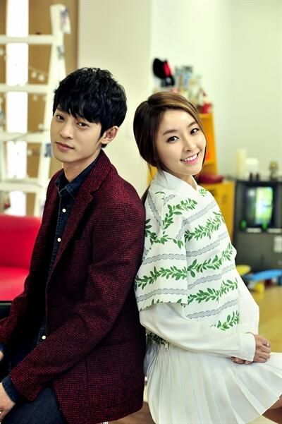 Jung Joonyoung and Jung Yoomi - WGM