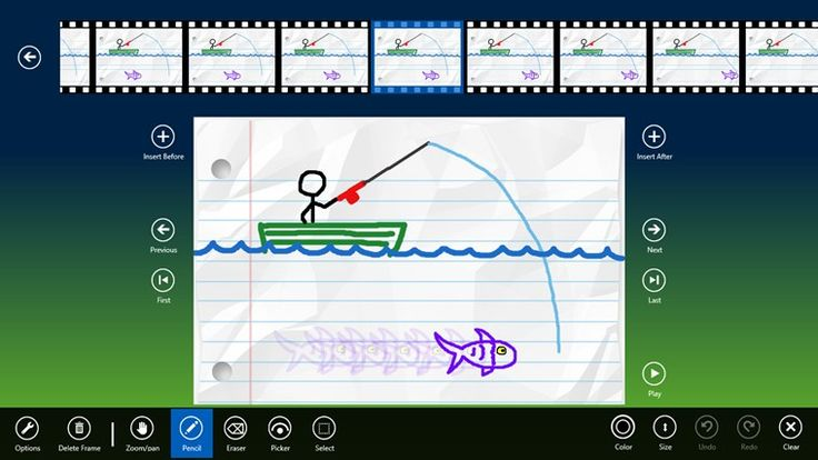 Doodleinator Free app for Windows in the Windows Store. With Doodleinator Free you can easily create flipbook-style animated doodles that turn into full-motion videos. The built-in editor helps you doodle your way to a masterpiece that you can keep to yourself, or share with your friends on Facebook. This version of Doodleinator is free, although within the app you can buy a license so that the ads are removed. Happy doodling!