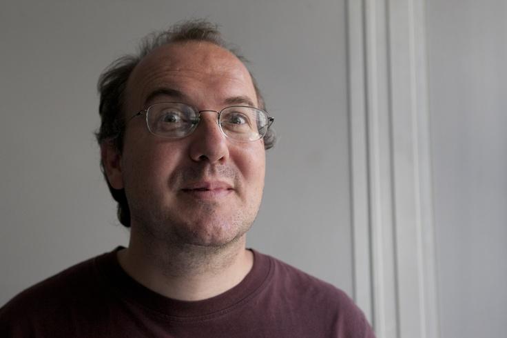 Alain Damasio - Narrative Director