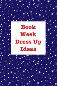 Book Character Dress Up Ideas
