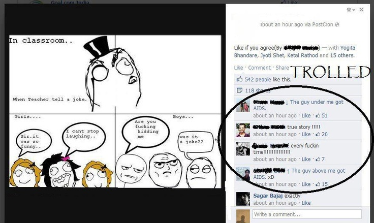 268 Best Images About Funny Comic Troll On Pinterest