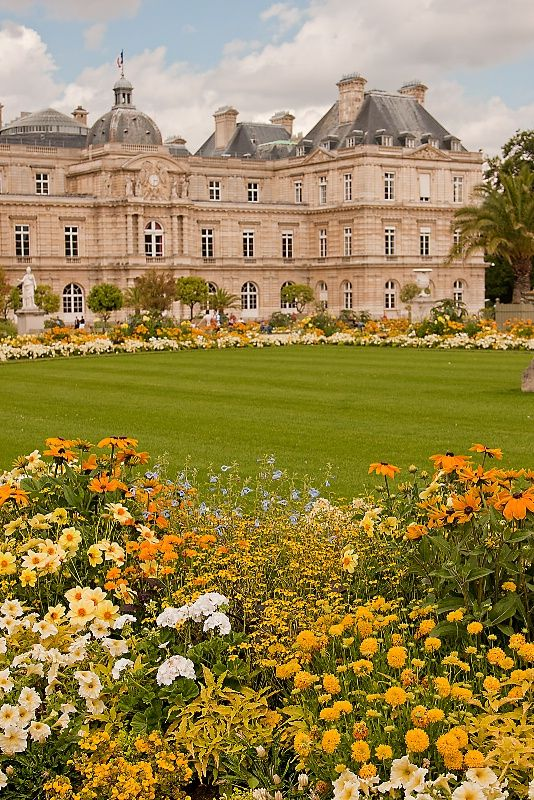 Luxembourg Gardens ~  Paris.