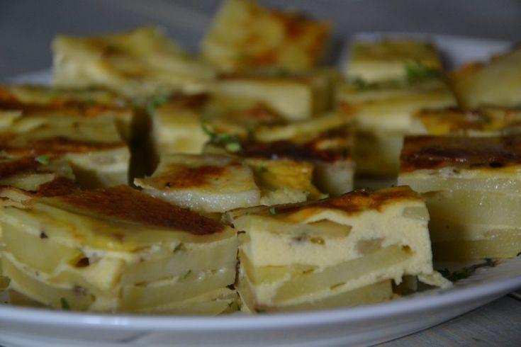 Spansk tortillas