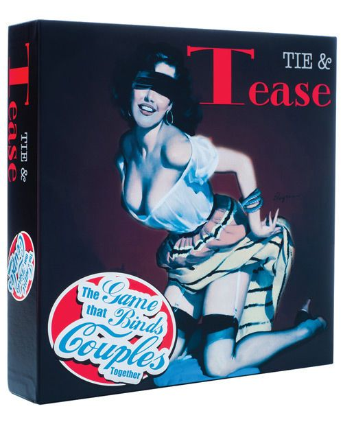 Tease Products Tie & Tease Board Game