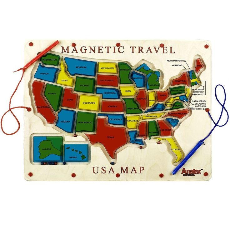 Best Interactive Toys Made In America Images On Pinterest - Interactive us map for kids