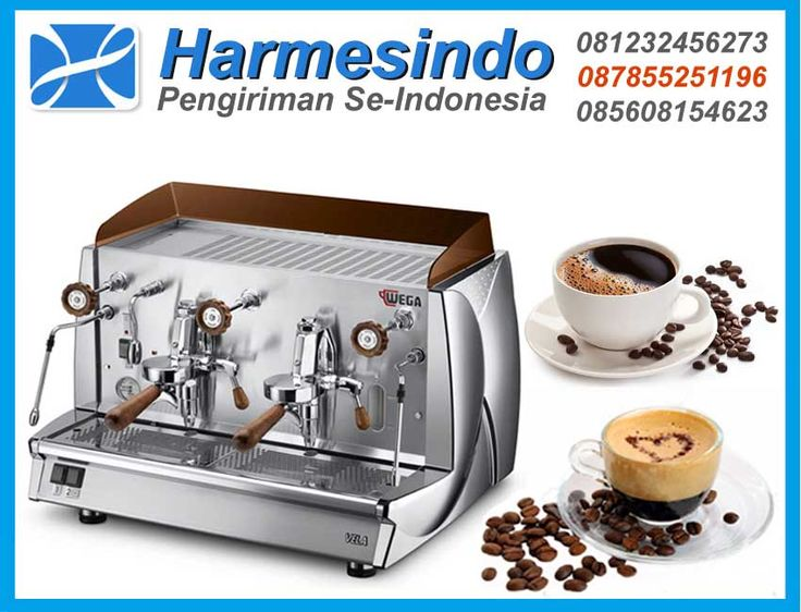 Mesin Pembuat Kopi WEGA Vela Vintage EMA-2 Coffee Maker