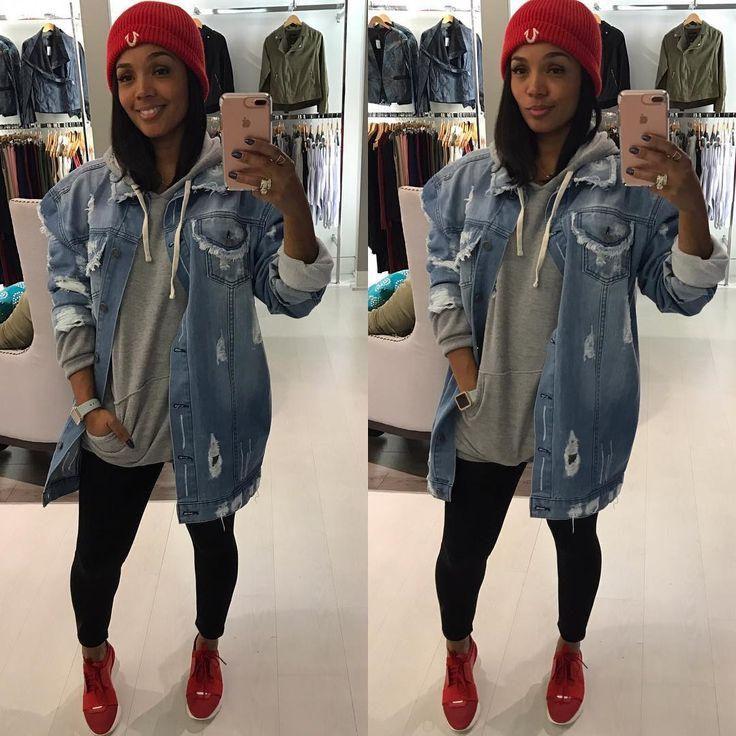 "41.6k Likes, 183 Comments - Rasheeda (@rasheedadabosschick) on Instagram: "" #workwear #chill"""