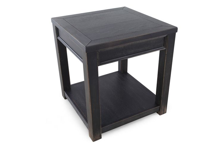 x2✅ Gavelston Square End Table from Ashley Furnature