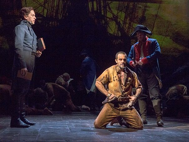 LES MISERABLES on Broadway