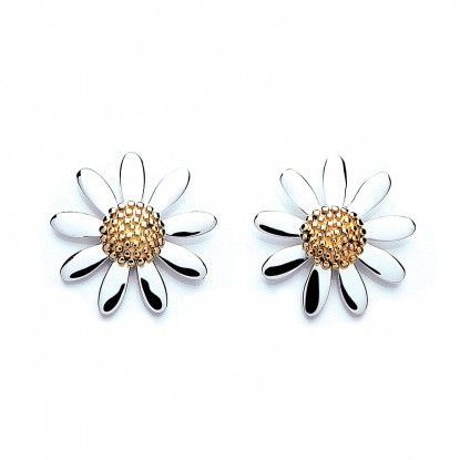 Ladies Daisy Jewellery range at Penman Clockcarehttp://www.watchandjewellery.co.uk/ladies-jewellery/daisy-necklace/vintage-daisy-studs-6mm.html