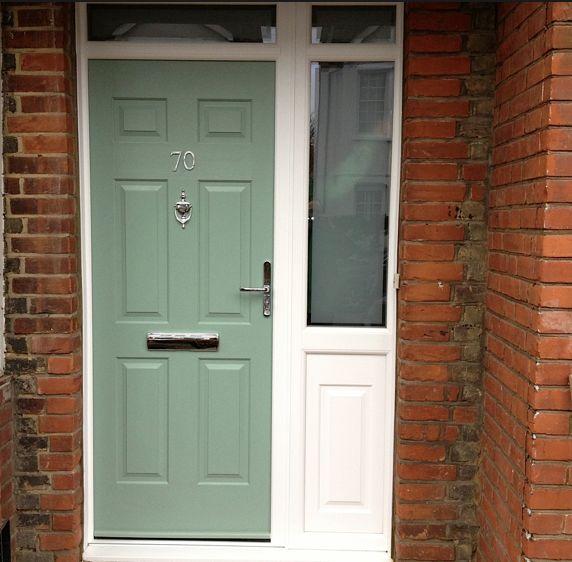 green front door is great Feng Shui for east facing!