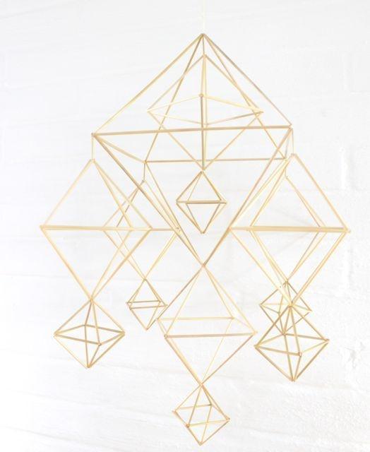 Himmeli, simple model
