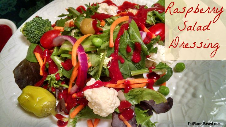 If you are looking for a new salad dressing idea for all those veggies, checkout this delicious tangy dressing recipe from Physicians Committee for Responsible Medicine. It's so quick and easy!